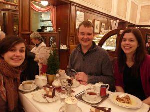Tour Management dinner