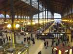 Gare du Nord: The end of the tour - catching the Eurostar back to London