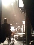 Vladimir Jurowski rehearsing the OAE at the Roundhouse