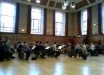 Jurowski rehearsal