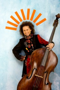 Chi chi Nwanoku, Double Bass. Credit: Eric Richmond / Harrison & Co