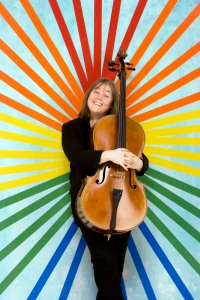 Helen Verney, cello. Credit: Eric Richmond / Harrison & Co