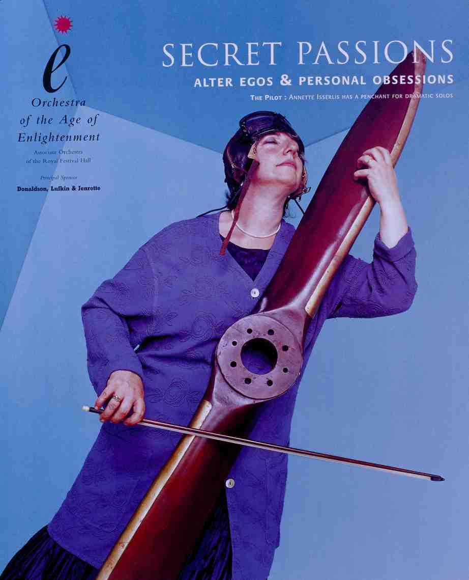 OAE Brochure, 1998