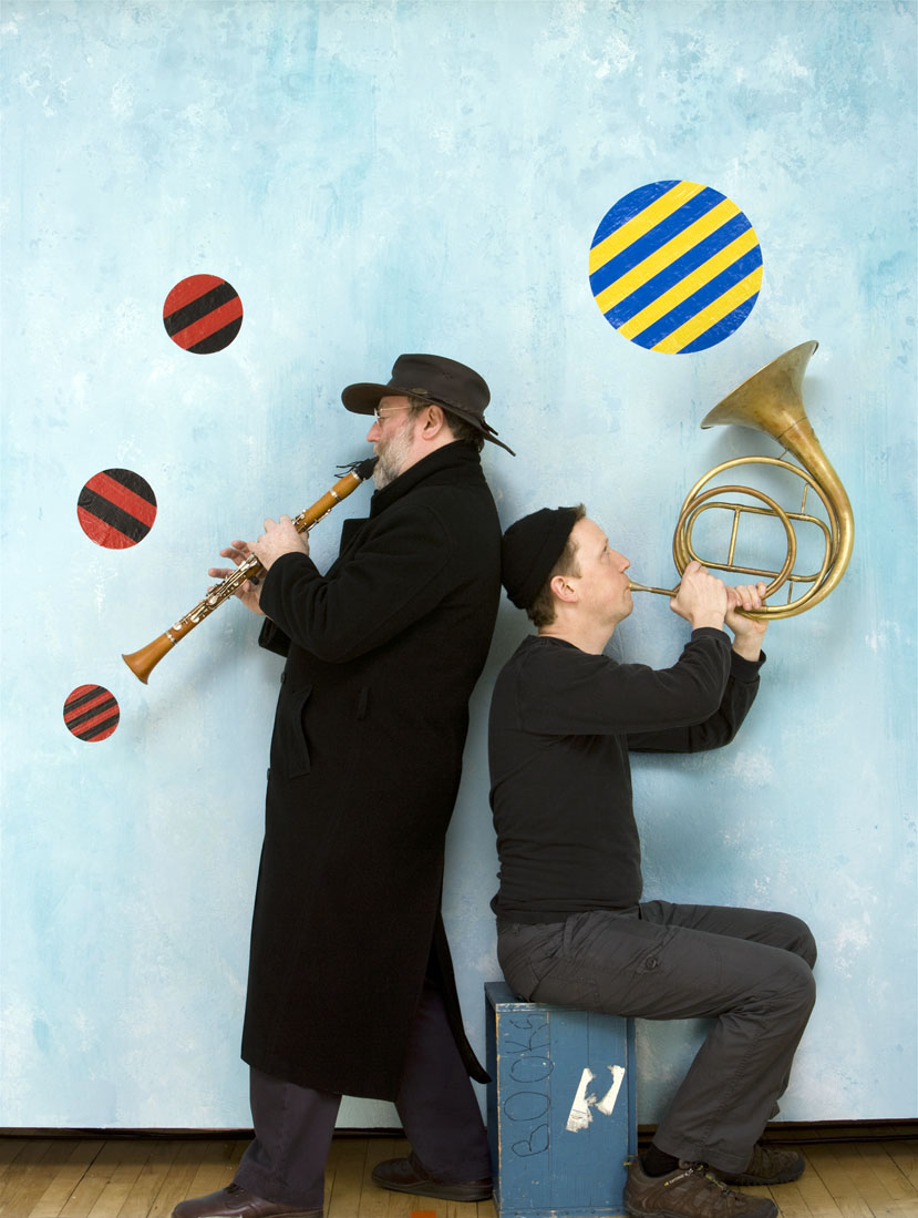 Anthony Pay (clarinet) and Roger Montgomery (horn), 2010