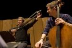 David Miller (theorbo) and Jonathan Manson (cello)