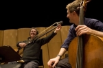 David Miller (theorbo) and Jonathan Manson (cello)