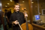 Cellist Jonathan Manson