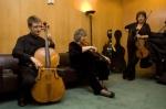 Jonathan Manson, Annette Isserlis and Jan Schlapp