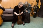 Annette Isserlis and Alison Bury