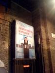 Rob Howarth on the OAE billboard