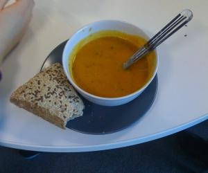 Clare's Butternut Squash soup