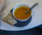 Clare Butternut squash soup