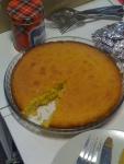 Zen Lemon polenta cake