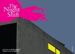 Night Shift flyer, November 2007