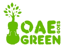OAE goes green