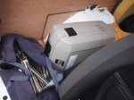 A very important suitcase - full of music