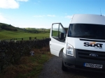 Other van rental companies are available
