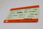 All 35 players were on 1 train ticket! A very valuable piece of paper...