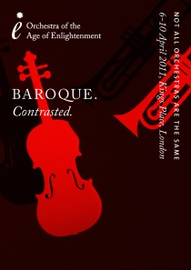 Baroque Contrasted