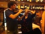Modena Violin Lesson
