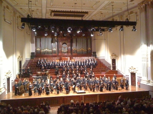 OAE at the Usher Hall